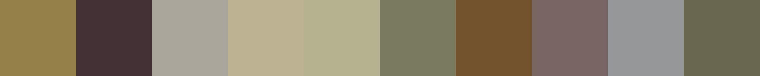 630 Frograda Color Palette