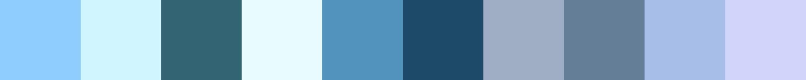 636 Lestra Color Palette