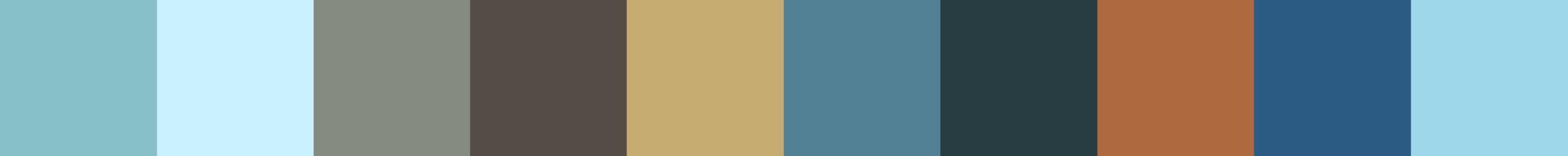 638 Insitela Color Palette