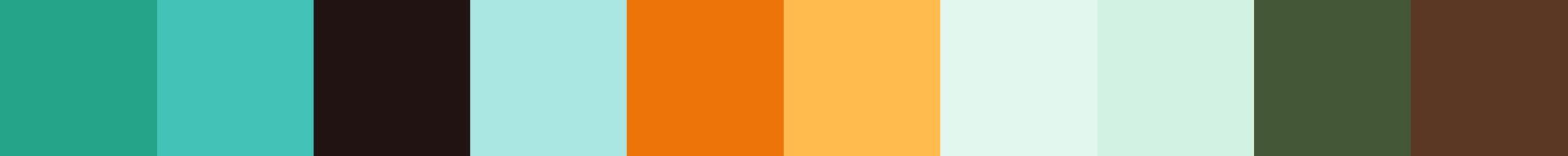 65 Jernito Color Palette