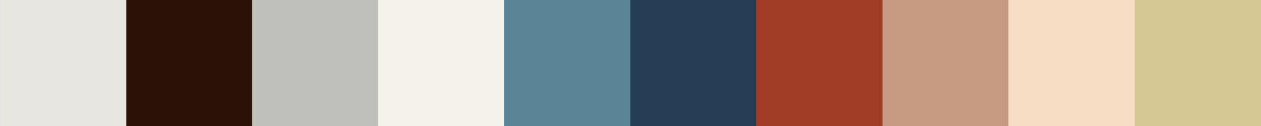 651 Ryava Color Palette