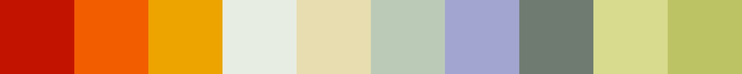 669 Wohavia Color Palette