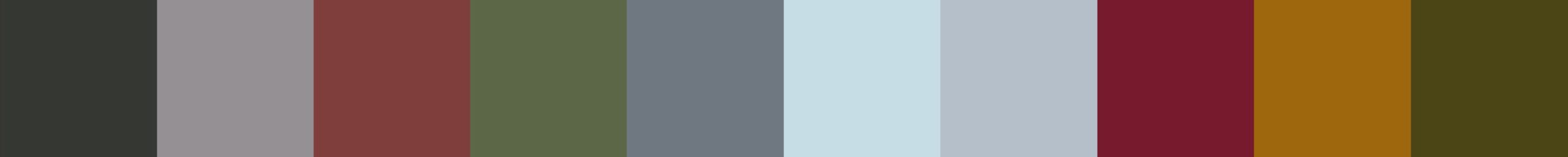 702 Larivela Color Palette