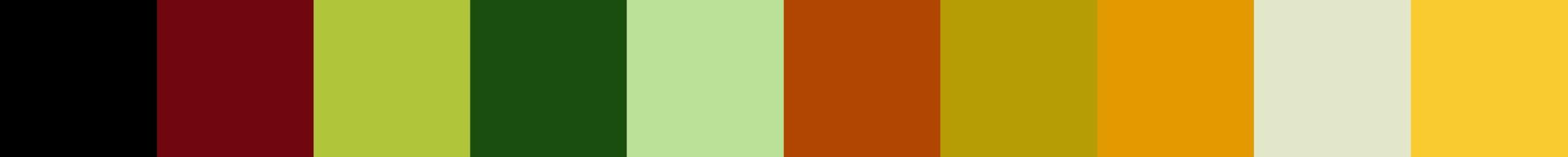 742 Stimonia Color Palette