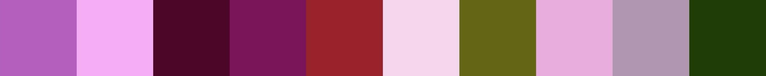 745 Ciarra Color Palette