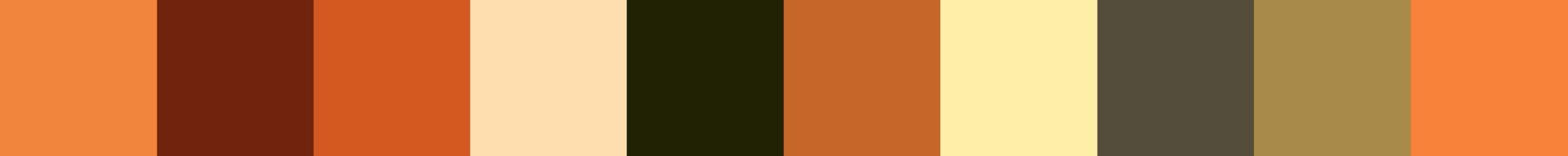 746 Exectia Color Palette
