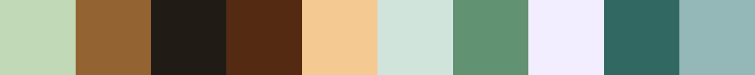 75 Verilia Color Palette
