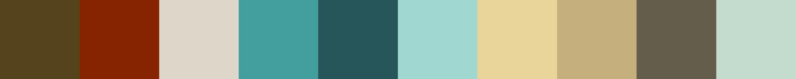 790 Ranawa Color Palette