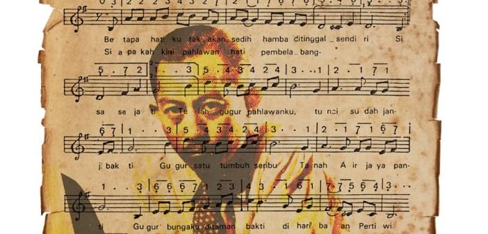 """Potret Perjuangan di Lagu """"Gugur Bunga Taman Bhakti"""""""