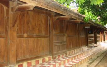 tata ruang rumah adat Kudus