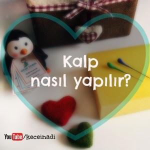 Kalp Nasıl Yapılır? (videolu anlatım)
