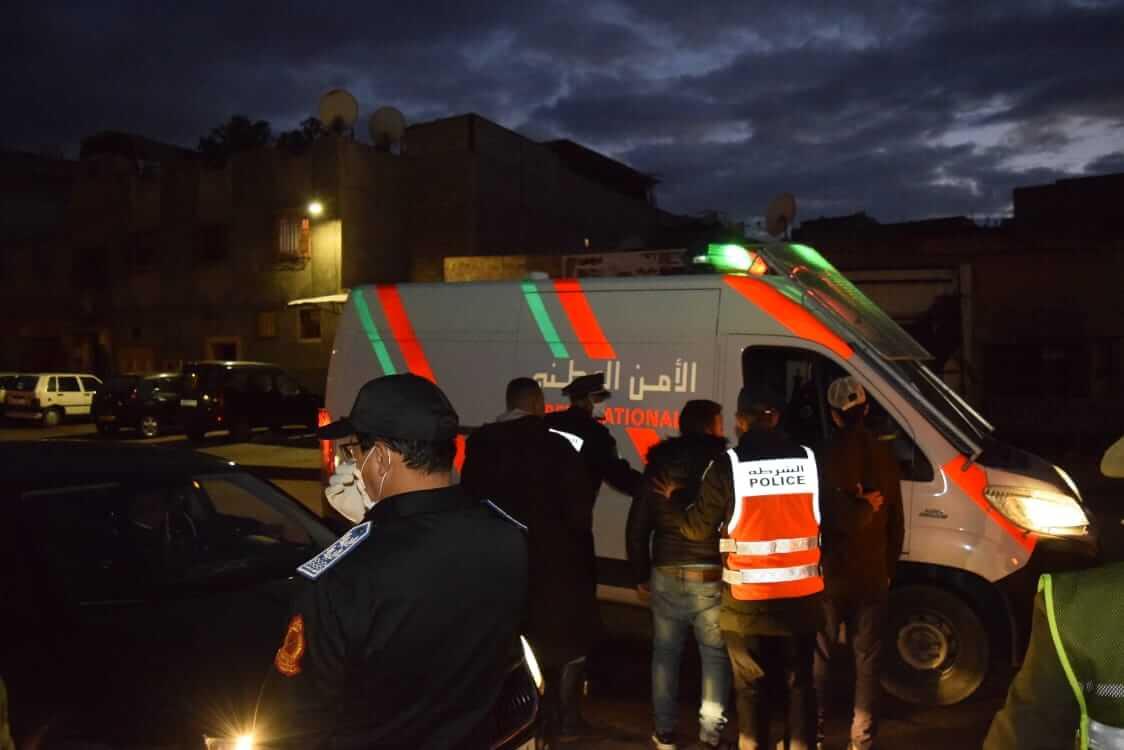 خرق الطوارئ الصحية يجرّ عوني سلطة إلى الاعتقال ببني ملال