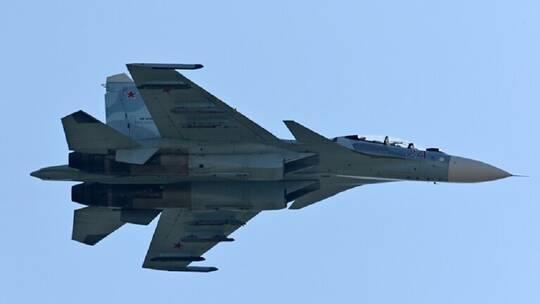 مقاتلات روسية تعترض طائرات أمريكية وبريطانية اقتربت من الحدود