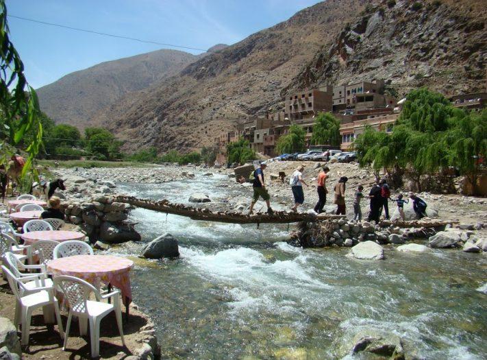 أزمة كورونا تُقبِر السياحة الجبلية بالحوز