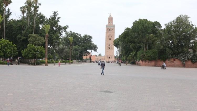 مراكش تحاول إنعاش السياحة المحلية