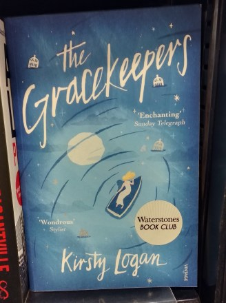 'The Gracekeepers', Kirsty Logan