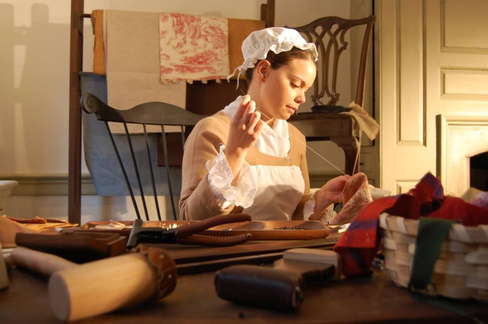 In Search of Revolution: Betsy Ross (2/3)