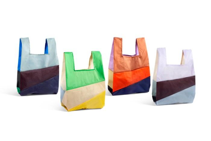 Six-colour bag L no. 3