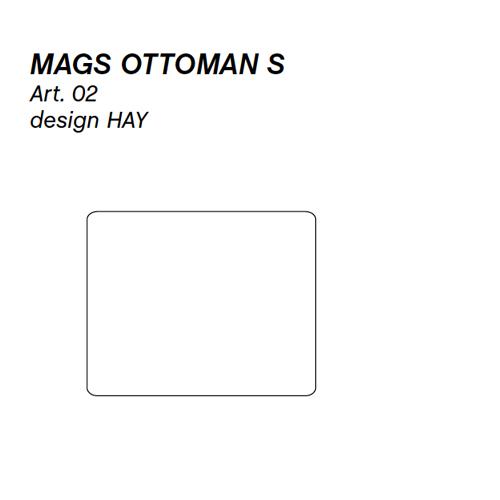HAY bank Mags Ottoman 02
