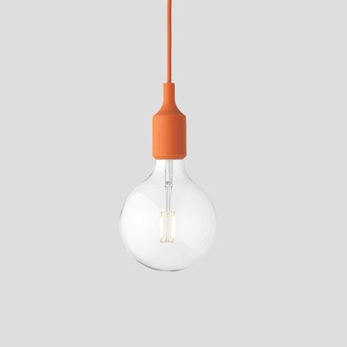 E27 Orange Led