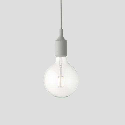 E27 Light Grey Led