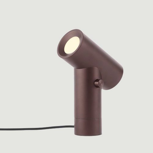 Beam lamp Umber