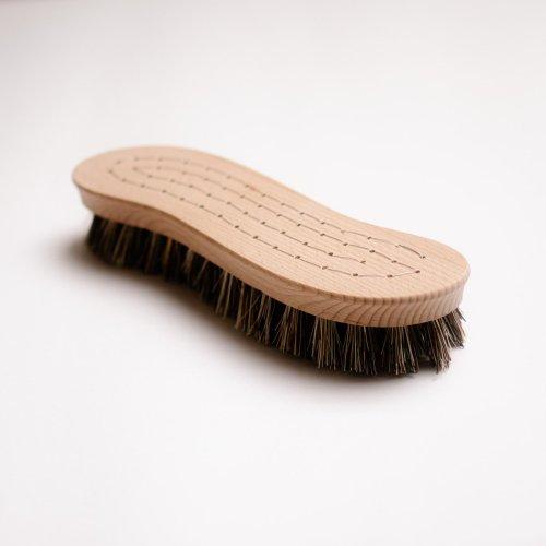 Iris hantverk scrubbing brush