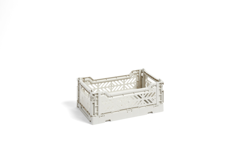 Hay Colour Crate S light grey