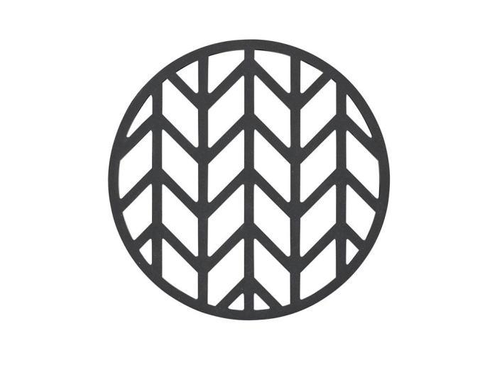 Trivet crop black