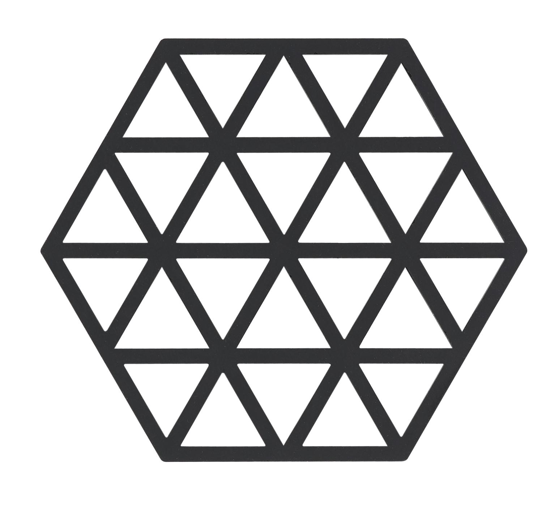 Trivet black triangles