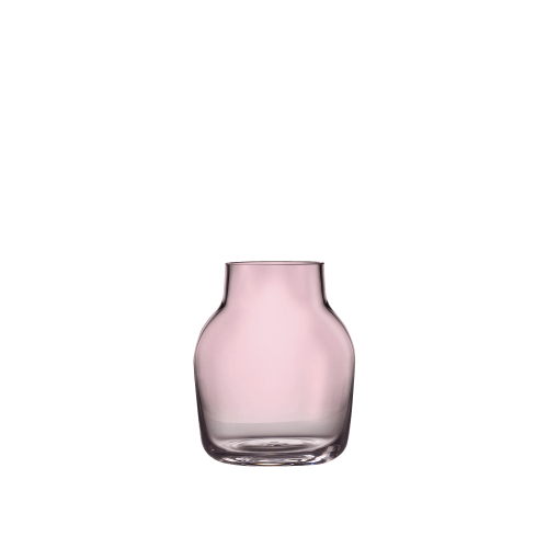 Muuto Silent Vase Small Rose UITLOPEND