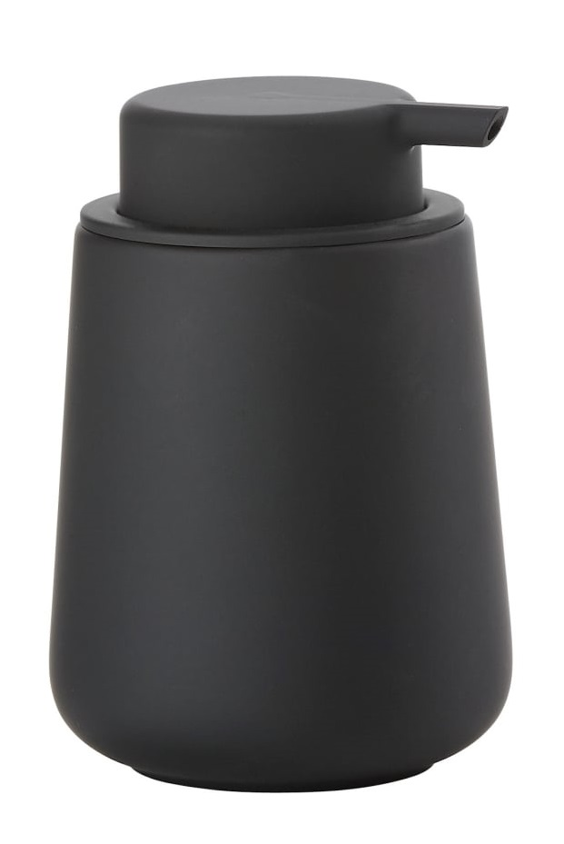 Soapdispenser black nova one