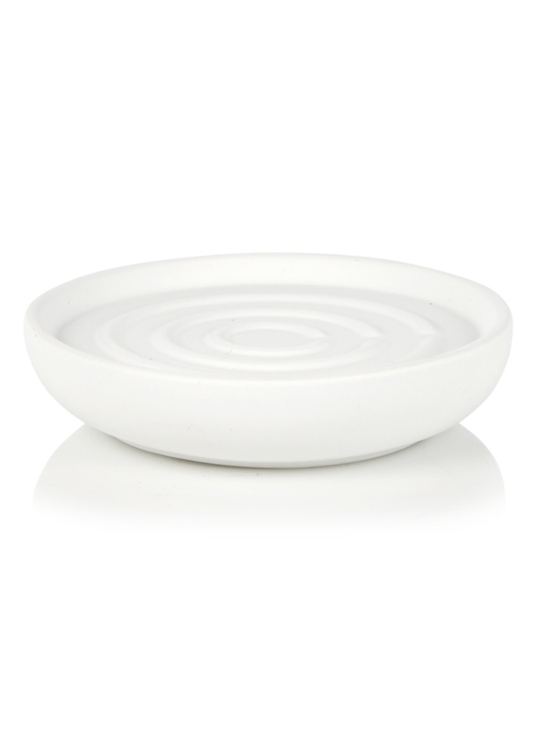 Soap dish white nova one