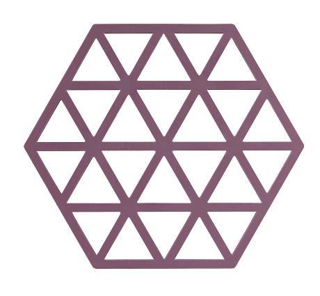Trivet beetroot triangles