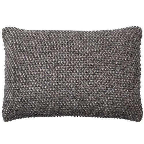 Twine Cushion 40x60 dark grey