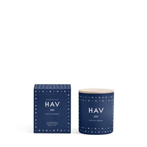 Skandinavisk Hav/distant shores geurkaars