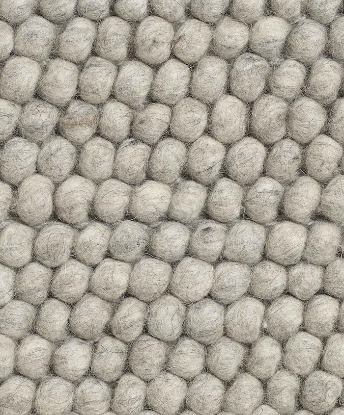 Peas 80x140 Soft grey