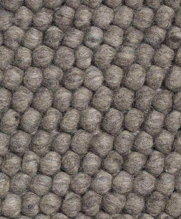 Peas 80x200 Dark grey