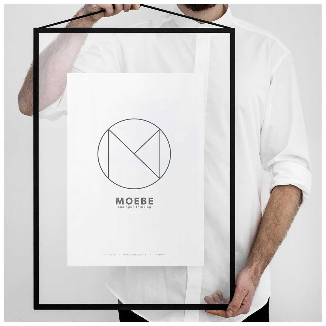 Moebe Frame A2 Black