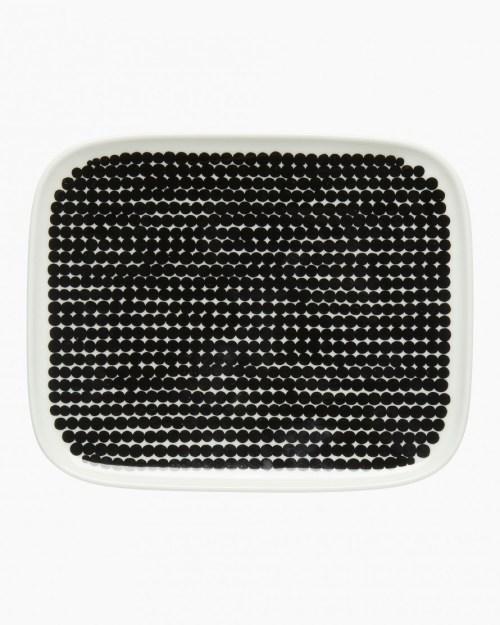 Oiva/Räsymatto plate 15x12 cm