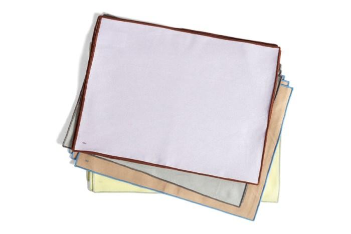 Hay Contour Placemat set of 4 Beige