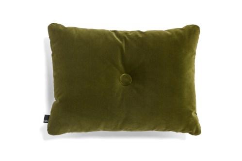 Dot Cushion soft moss