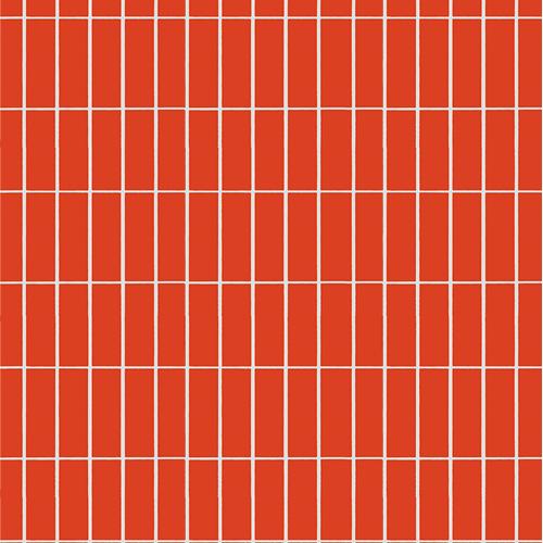 Stof Tiiliskivi Brick Red