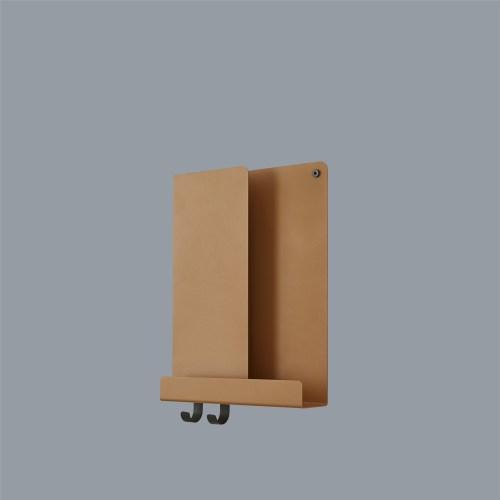 Muuto Folded Shelf Burnt orange 29,5cm