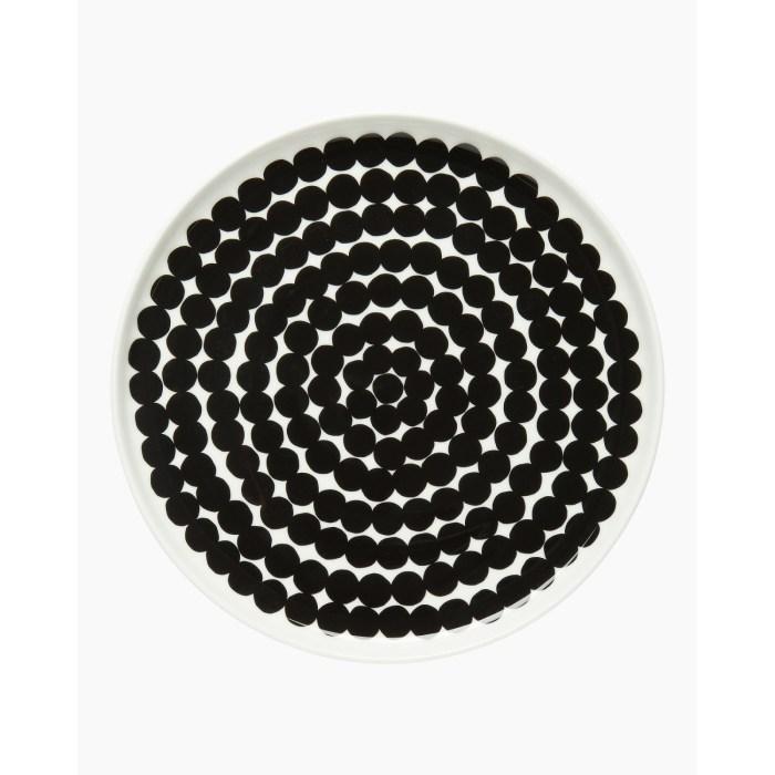Marimekko Siirtolapuutarha Plate 20cm grote stip