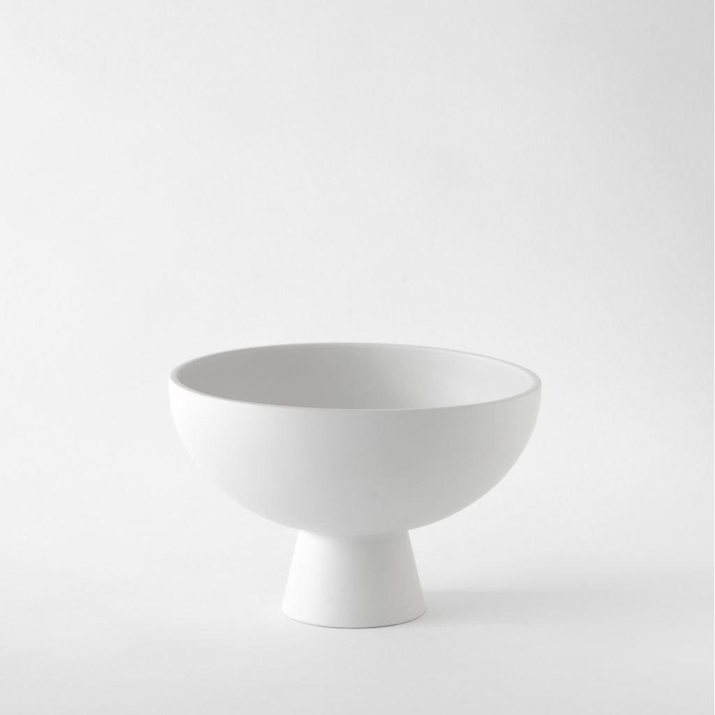 Raawii Large Bowl Strøm Vaporous Grey