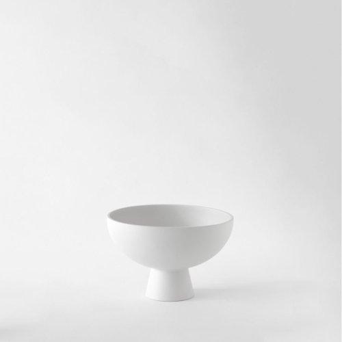 Small Bowl Strøm Vaporous Grey