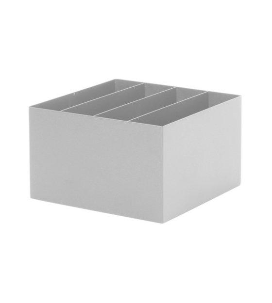 Divider for plant box light grey