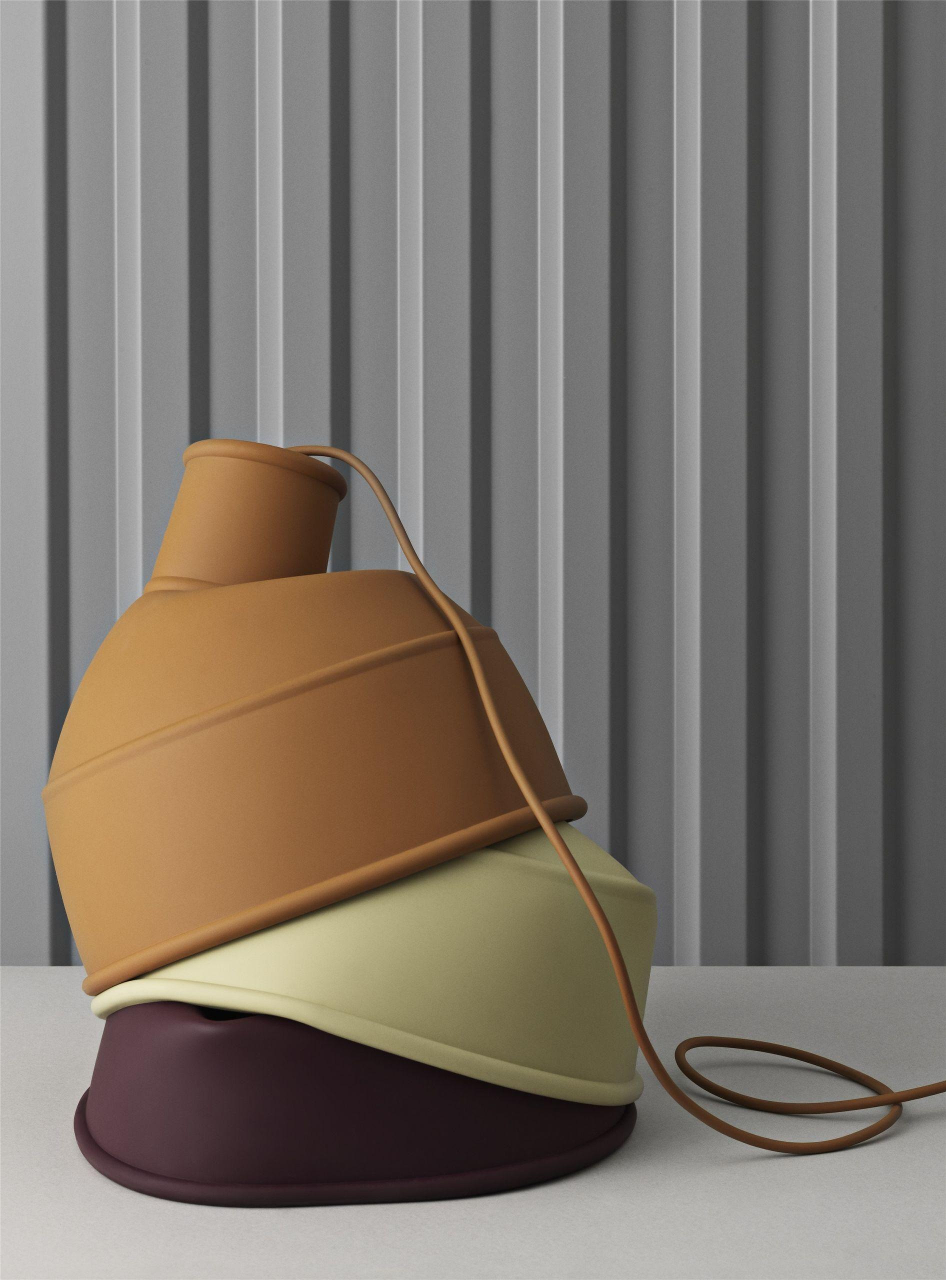 Unfold Lamp Nude