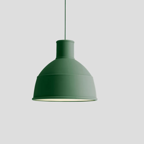 Unfold Lamp Green